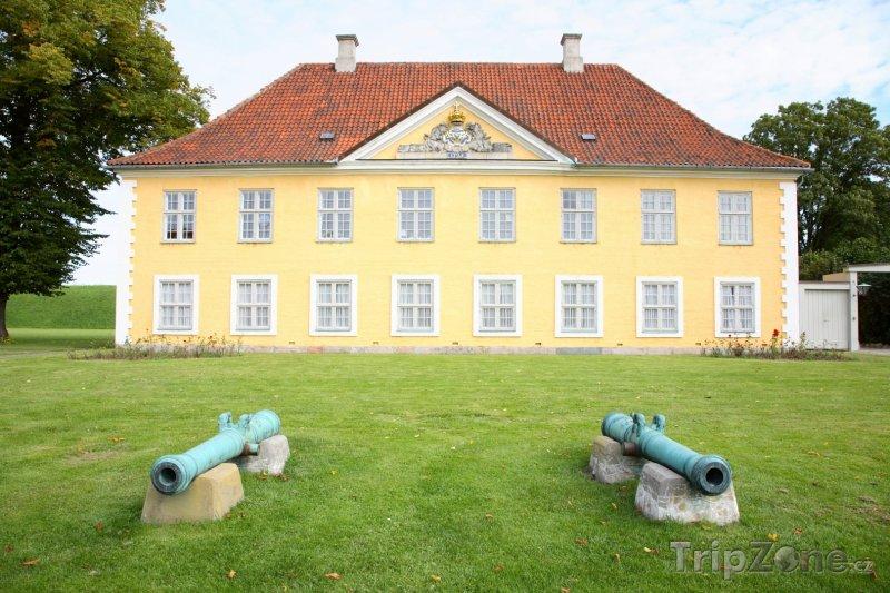 Fotka, Foto Vojenská pevnost Citadela (Kodaň, Dánsko)