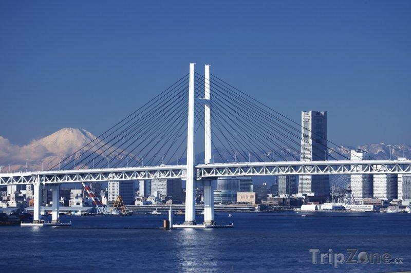 Fotka, Foto Yokohama Bay Bridge (Jokohama, Japonsko)