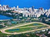 Závodní trať v části Lagoa