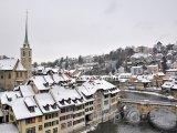 Zima v Bernu