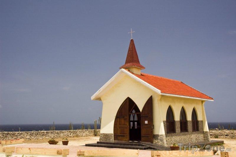 Fotka, Foto Alto Vista Chapel (Aruba)