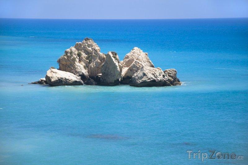 Fotka, Foto Aphrodite rock (Pafos, Kypr)
