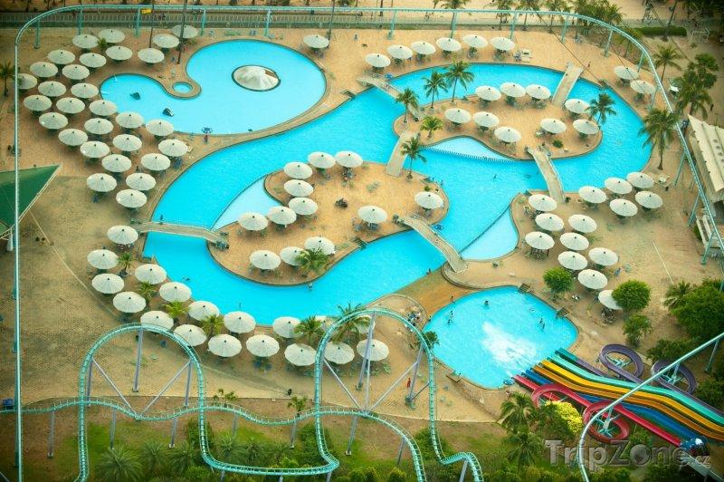 Fotka, Foto Aquapark (Pattaya, Thajsko)
