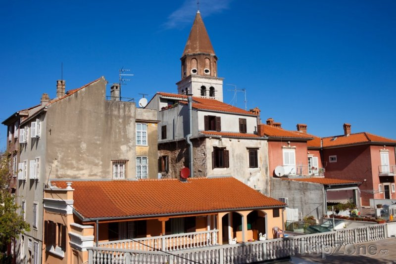 Fotka, Foto Architektura města (Zadar, Chorvatsko)