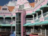 Architektura ve městě Oranjestad