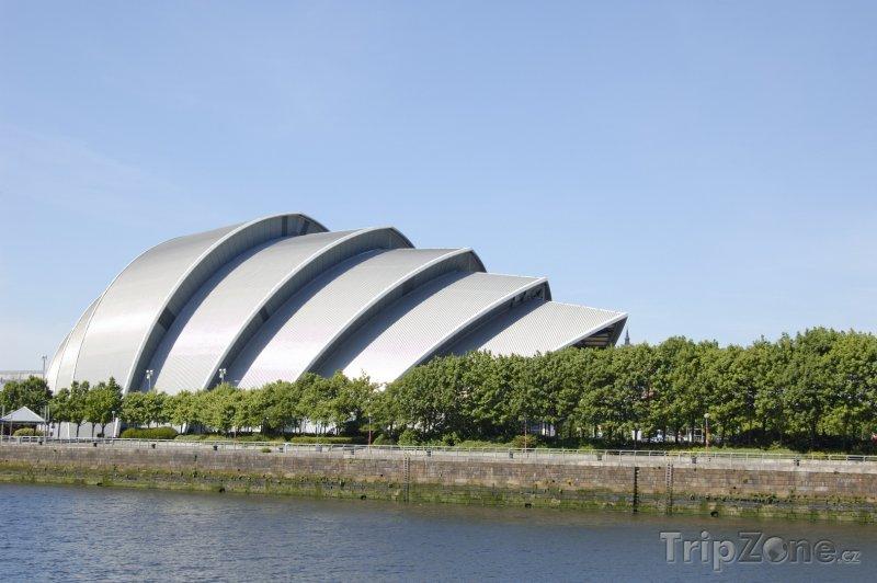 Fotka, Foto Armadillo, koncertní hala (Glasgow, Velká Británie)