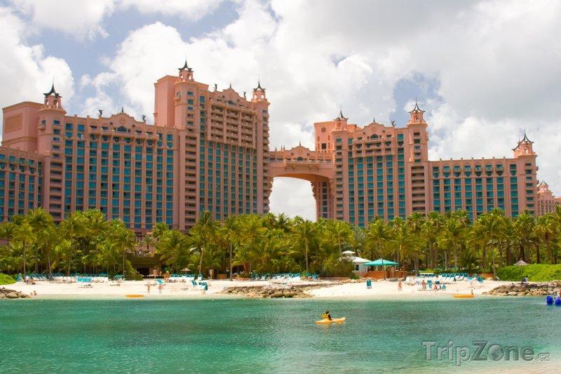 Fotka, Foto Atlantis Resort (Nassau, Bahamy)