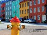 Barevný hydrant