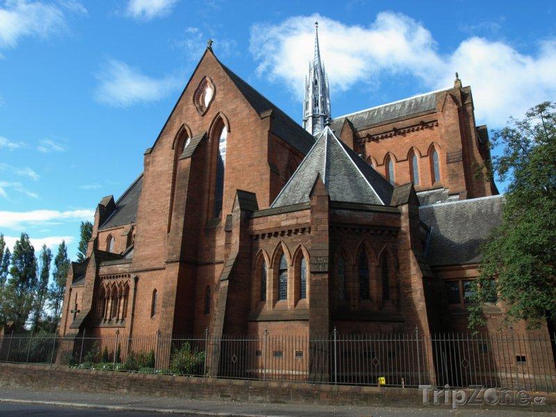 Fotka, Foto Baronská farnost (Glasgow, Velká Británie)