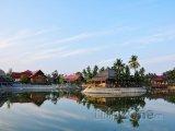 Bungalovy v laguně