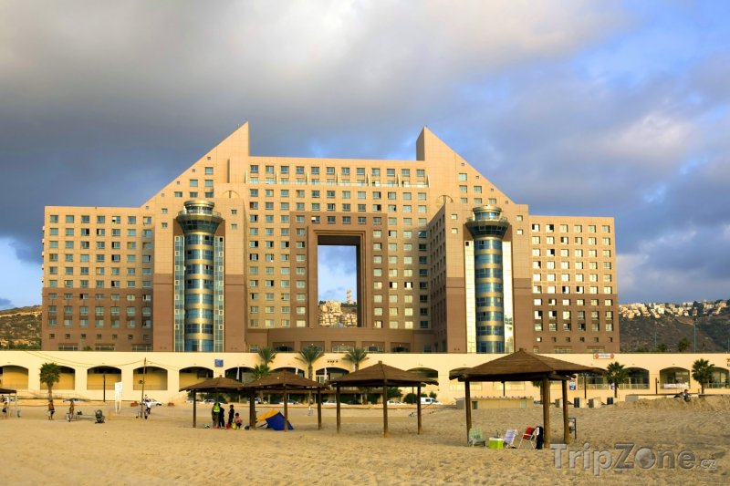 Fotka, Foto Carmel Beach Hotel (Haifa, Izrael)