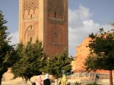 Detail Hassanovy věže