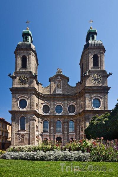Fotka, Foto Dóm sv. Jakuba (Innsbruck, Rakousko)