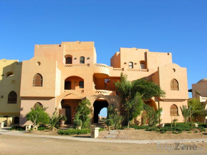 Fotka, Foto Dům v typickém arabském stylu (Libye)