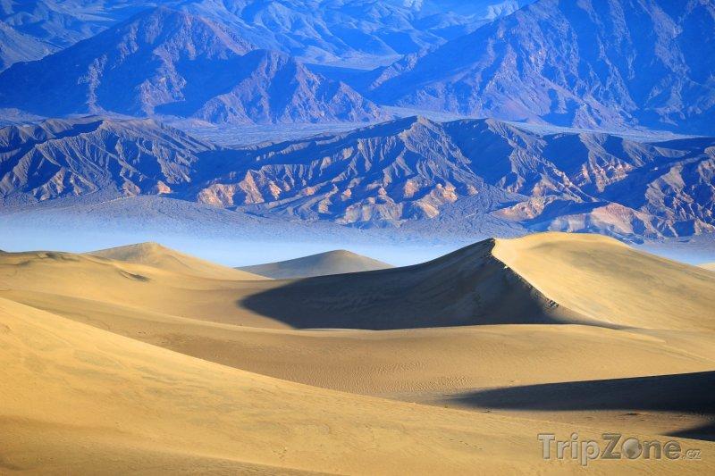 Fotka, Foto Duny na saharské poušti (Libye)