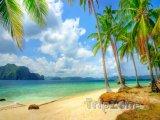 Exotická pláž