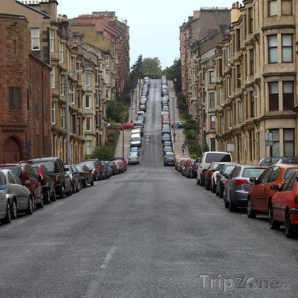 Fotka, Foto Gardner Street (Glasgow, Velká Británie)