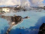 Geotermální lázně Modrá laguna