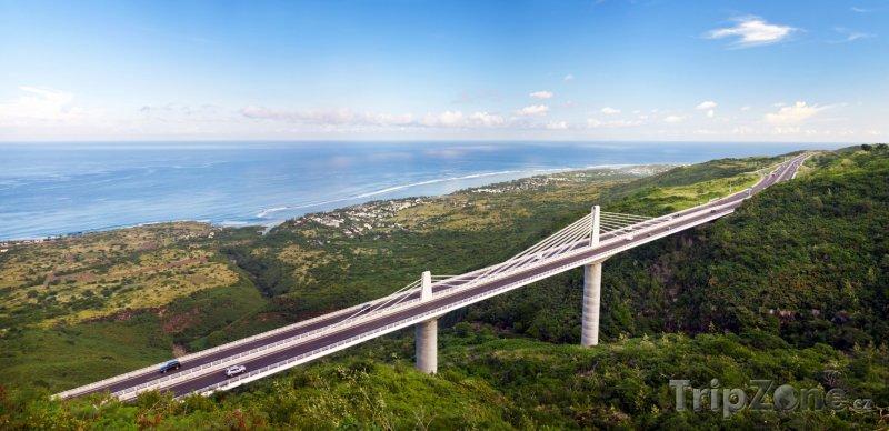 Fotka, Foto Grand Ravine Viaduct (Réunion)