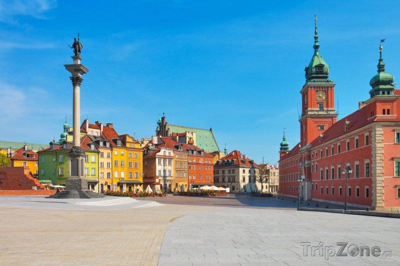 Fotka, Foto Historické centrum města (Varšava, Polsko)