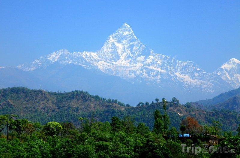 Fotka, Foto Hora Machapuchare (Nepál)