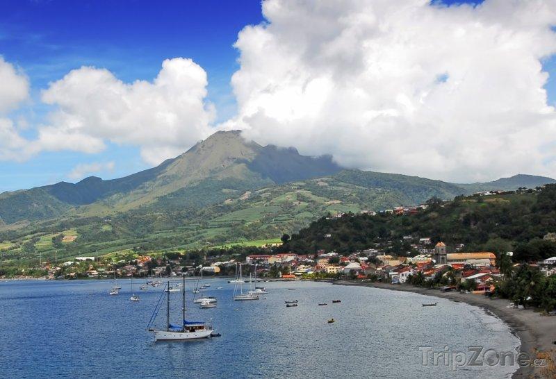 Fotka, Foto Hora Monte Pelée (Martinik)