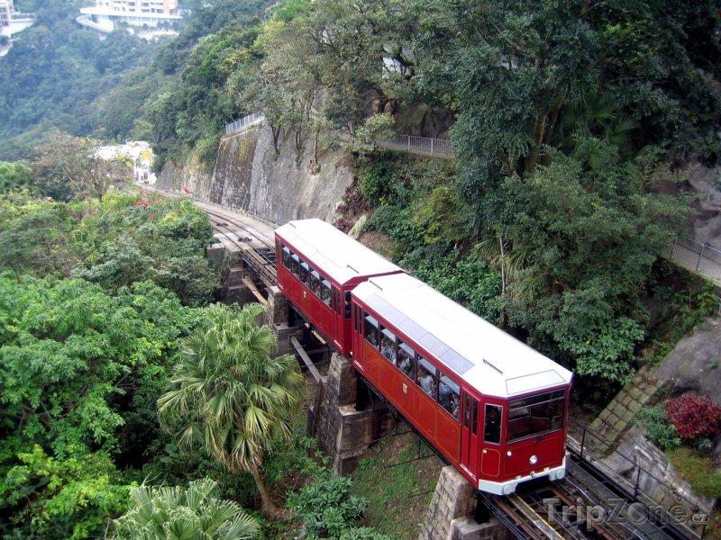 Fotka, Foto Horská tramvaj (Hongkong)