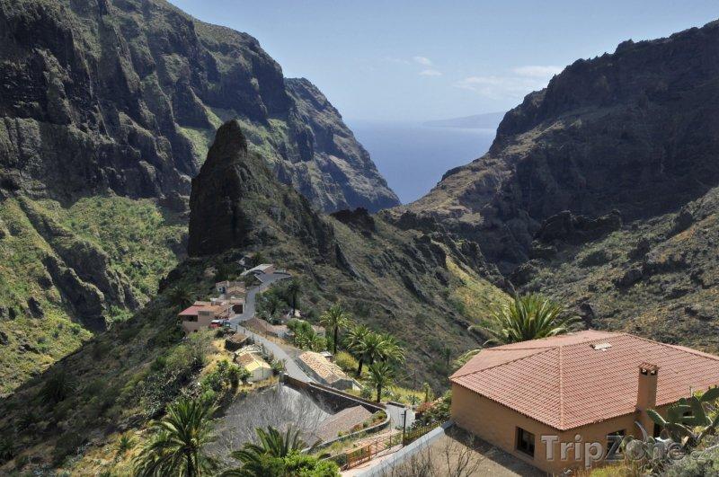 Fotka, Foto Horská vesnička Masca (Tenerife, Španělsko)