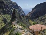 Horská vesnička Masca