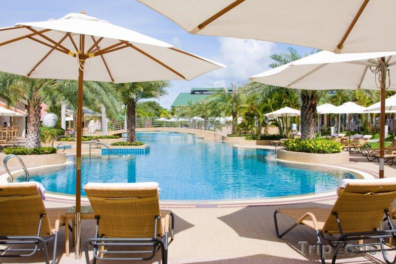 Fotka, Foto Hotelový bazén (Pattaya, Thajsko)