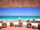 Hotelový resort na pláži