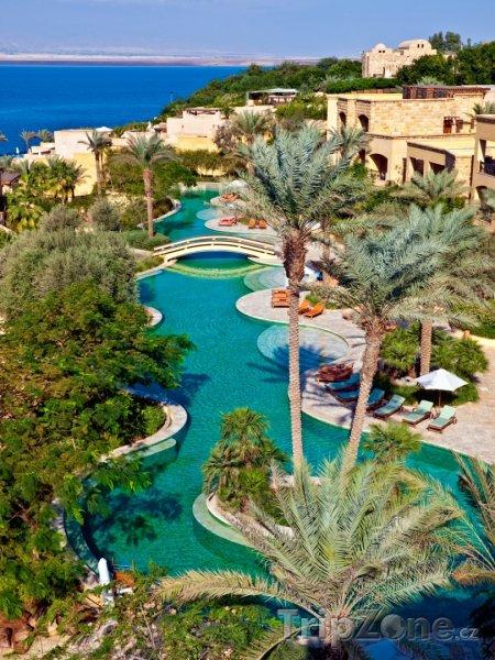 Fotka, Foto Hotelový resort ve městě Akaba (Jordánsko)