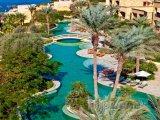 Hotelový resort ve městě Akaba
