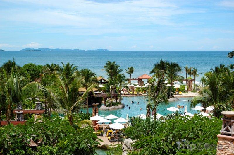 Fotka, Foto Hotelový resort (Pattaya, Thajsko)
