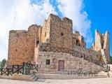Hrad ve městě Ajloun