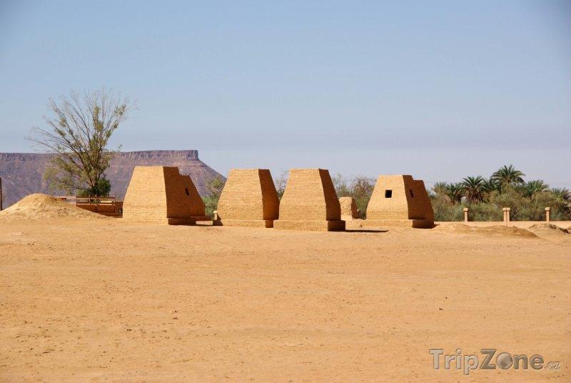 Fotka, Foto Hrobky Berberů (Libye)