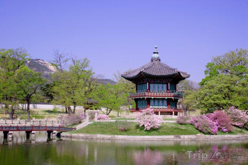 Fotka, Foto Hwangwonjeong v Soulu (Jižní Korea)