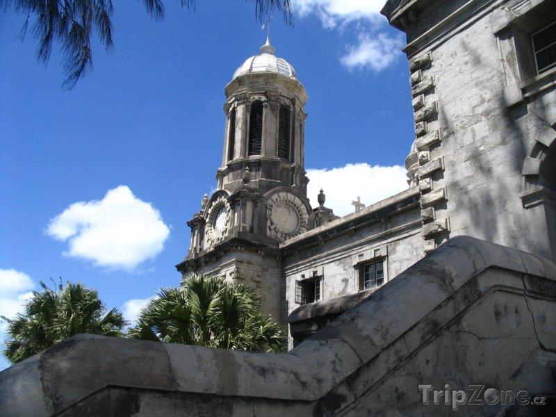 Fotka, Foto Katedrála St. John's (Antigua a Barbuda)