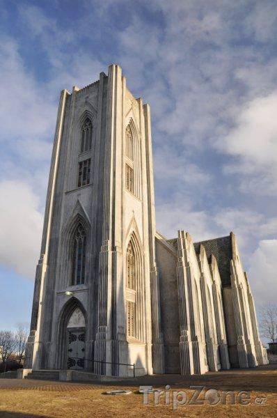 Fotka, Foto Katedrála (Reykjavík, Island)