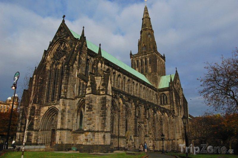 Fotka, Foto Katedrála (Glasgow, Velká Británie)