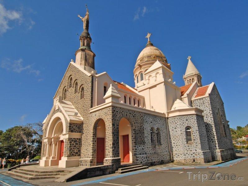 Fotka, Foto Kostel Balata (Martinik)