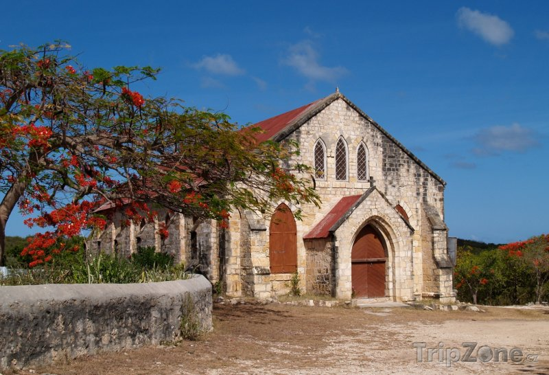 Fotka, Foto Kostel Gilbert Memorial Methodist (Antigua a Barbuda)