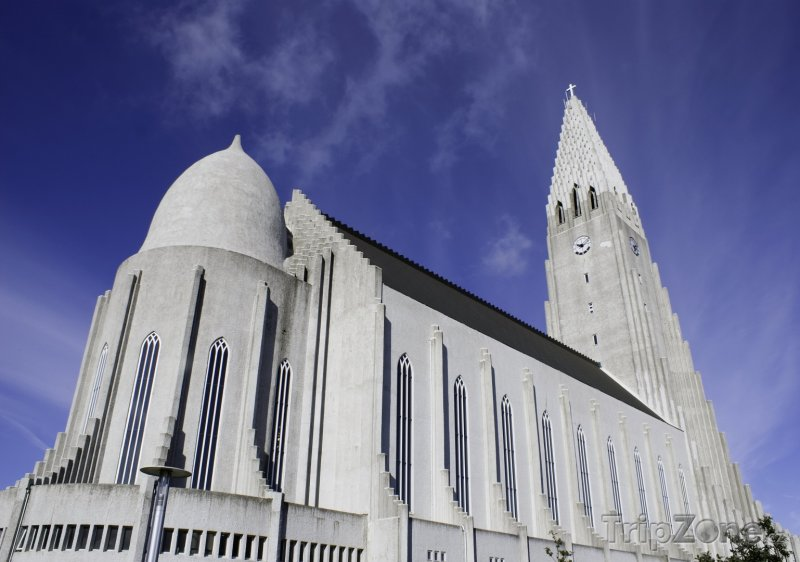 Fotka, Foto Kostel Hallgrimskirkja (Reykjavík, Island)