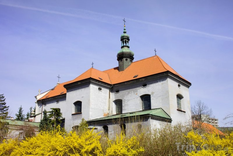Fotka, Foto Kostel Sv. Antonína z Padovy (Varšava, Polsko)
