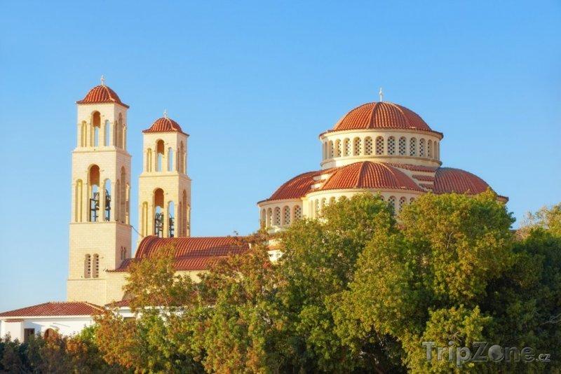 Fotka, Foto Kostel (Pafos, Kypr)