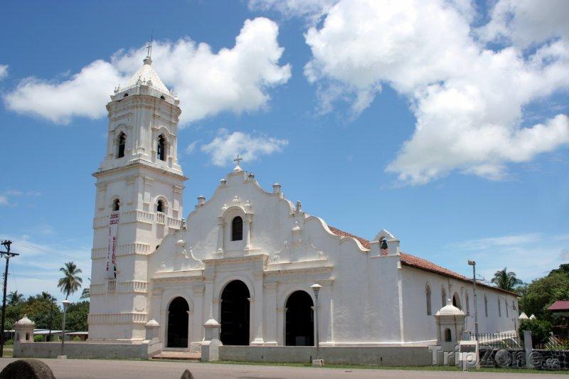 Fotka, Foto Kostel (Panama)