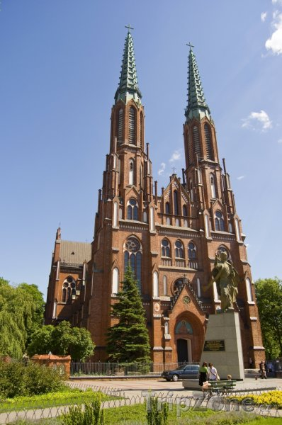Fotka, Foto Kostel (Varšava, Polsko)