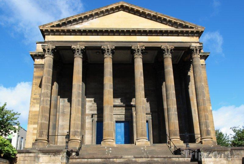 Fotka, Foto Kostel Wellington (Glasgow, Velká Británie)