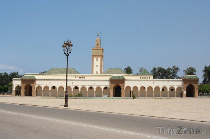 Fotka, Foto Královský palác (Rabat, Maroko)