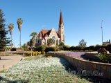 Kristův kostel ve městě Windhoek